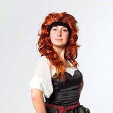 пиратка Зарина